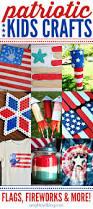 patriotic kids crafts a night owl blog