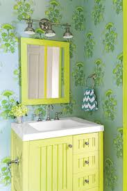 wallpaper for bathroom ideas beautiful wallpaper ideas southern living