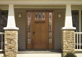 Exterior Wood Doors With Glass Panels by Exaltation Automatic Gate Tags Foundation Access Door Entry Door