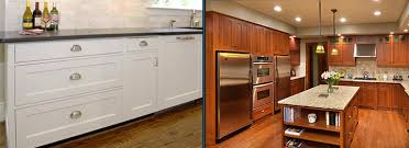 painting or staining custom cabinets what u0027s the difference