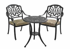 Metal Garden Table And Chairs Uk Hartman Amalfi Bistro Set Hayes Garden World