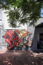 94 best noma perth art scene images on pinterest perth daek william s firefighter girl mural on standby espresso in