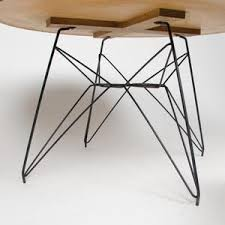 eiffel tower table eames prototype herman miller eiffel tower ctm ctw high