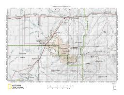 Beaver Creek Colorado Map by Big Sandy Creek Beaver Creek Drainage Divide Area Landform Origins