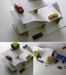 Plan Toys Parking Garage Instructions by 12 Best Build Your Own Toy Car Garages U0026 Ramps Diy Toy Creation