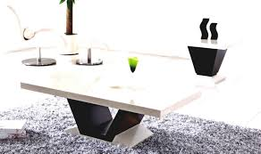 White Table L Modern Living Room Tables Astonishing Small For Bedroom White L
