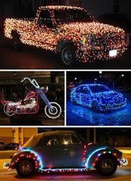 Christmas Vehicle Decorations Christmas Car Decorations 6 Christmas Cars Pinterest
