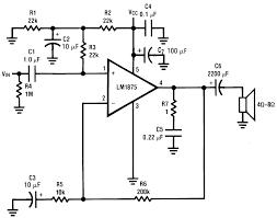 5w 12v audio amplifier circuit diagram wiring diagram components