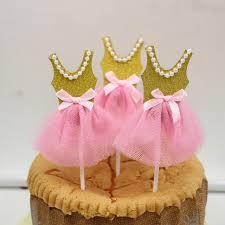 ballerina cake topper 10pcs ballerina topper gold pink cake topper wedding