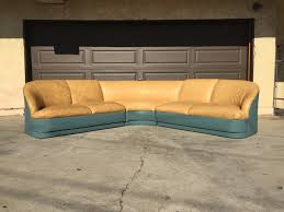 vintage 70s sectional sofa in los angeles county montebello