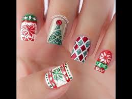 30 christmas nail art designs and ideas top nail art designs nail