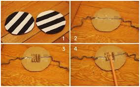 Musical Instruments Crafts For Kids - make a rattle drum pink stripey socks
