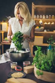 Countertop Herb Garden by How To Grow An Indoor Herb Garden Glamour