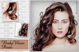 body wave perm hairstyle before and after on short hair 9 different types of perms go ahead and roll that hair