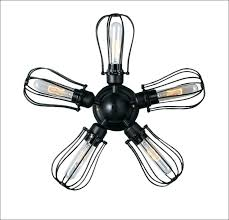 Ceiling Fan With Cage Light Caged Ceiling Fan With Light Ceiling Fan Ceiling Fans Caged
