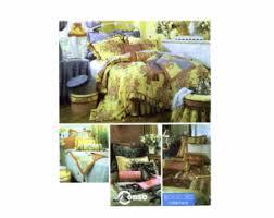 Duvet Sewing Pattern Comforter Pattern Etsy