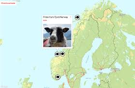 Nmu Campus Map How Visitnorway U0027s Sheepwithaview Video Marketing Campaign Became