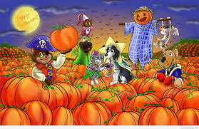 funny cute happy halloween wishes cartoons for kids