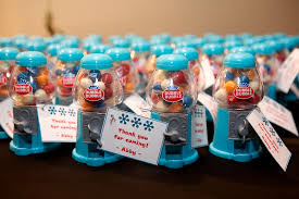 bar mitzvah favors mitzvah party favors gum machines bat mitzvah