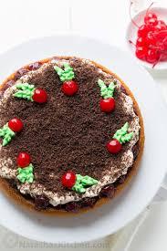 cherry christmas cake cherry cake natashaskitchen com