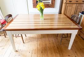 handmade kitchen table dining and kitchen tables farmhouse modern