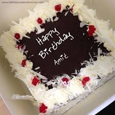 happy birthday cake images with name amit clipartsgram com
