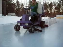 Build Backyard Ice Rink by Backyard Zamboni Keeps The Best Diy Ice Rink In Town Hackaday