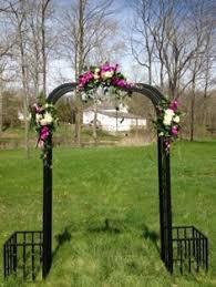 wedding arch no flowers 20 stunning rustic wedding ideas ceremony arch rustic wedding