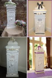 wishing box wedding wishing well post box wedding fares west midlands wedding
