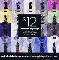 Jcp Thanksgiving Hours Jcpenney Black Friday 2012 Ad Scan