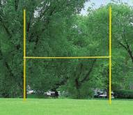 Backyard Football Goal Post Football Goals Posts Chain Systems And Field Markers