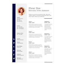 creative resume template modern cv word cover letter ma saneme