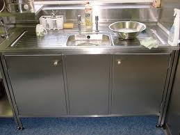 Kitchen Sink Cabinet How Will Metal Kitchen Sink Cabinet Unit Be In The Future