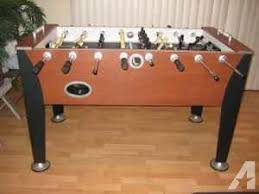 classic sport foosball table classic sport foosball table for sale stockton ca for sale in