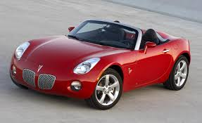 2008 pontiac solstice information and photos zombiedrive