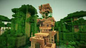 Minecraft House Design Ideas Xbox 360 by Minecraft Jungle House Blueprints