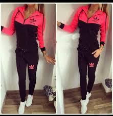 sweat suit jumpsuit blouse jumpsuit adidas black pink adidas jackets sweatsuit