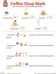 pictures on making change math worksheets wedding ideas