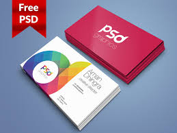 business card mockup template free psd designer resource