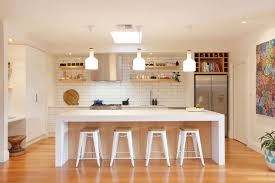 kitchen white brick kitchen with contemporary marble kitchen