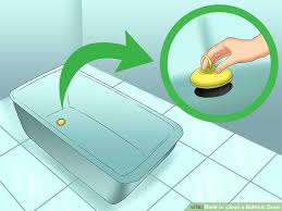 How To Clean A Bathtub Drain 4 Ways To Clean A Bathtub Drain Wikihow