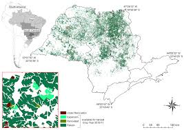 Brazil Map States by Remote Sensing Free Full Text Remote Sensing Images In Support