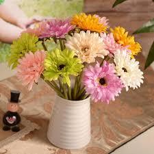 artificial flower silk flower simulation gerbera daisy gerbera