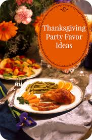 thanksgiving table favors adults cool thanksgiving party favor ideas to save time and work