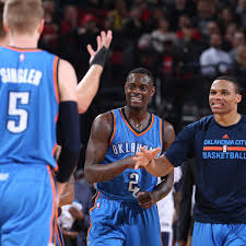 revamped bench gives okc thunder a fighting chance for the 2015