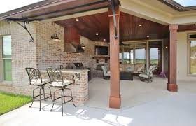 Rustic Outdoor Kitchen Ideas - house plans with outdoor kitchens great 19 rustic outdoor kitchen