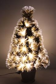 2ft white fibre optic tree rainforest islands ferry