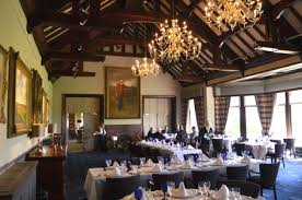 Royal Dining Room Dining Room Royal Troon Golf Club Nich Smith Lighting Design