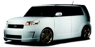 scion xb ka61016u 2007 2010 scion xb lip kit five axis design pur kaminari