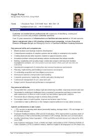 Best Resume Format For Civil Engineers Pdf by Sample Cv Civil Engineer Pdf